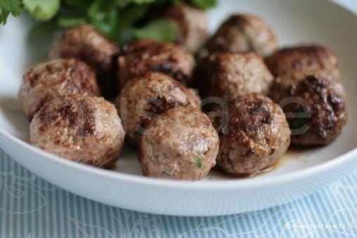 boulette de viande