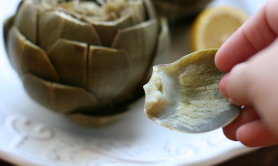 cuisson artichaut