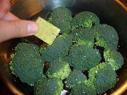 cuisson brocolis