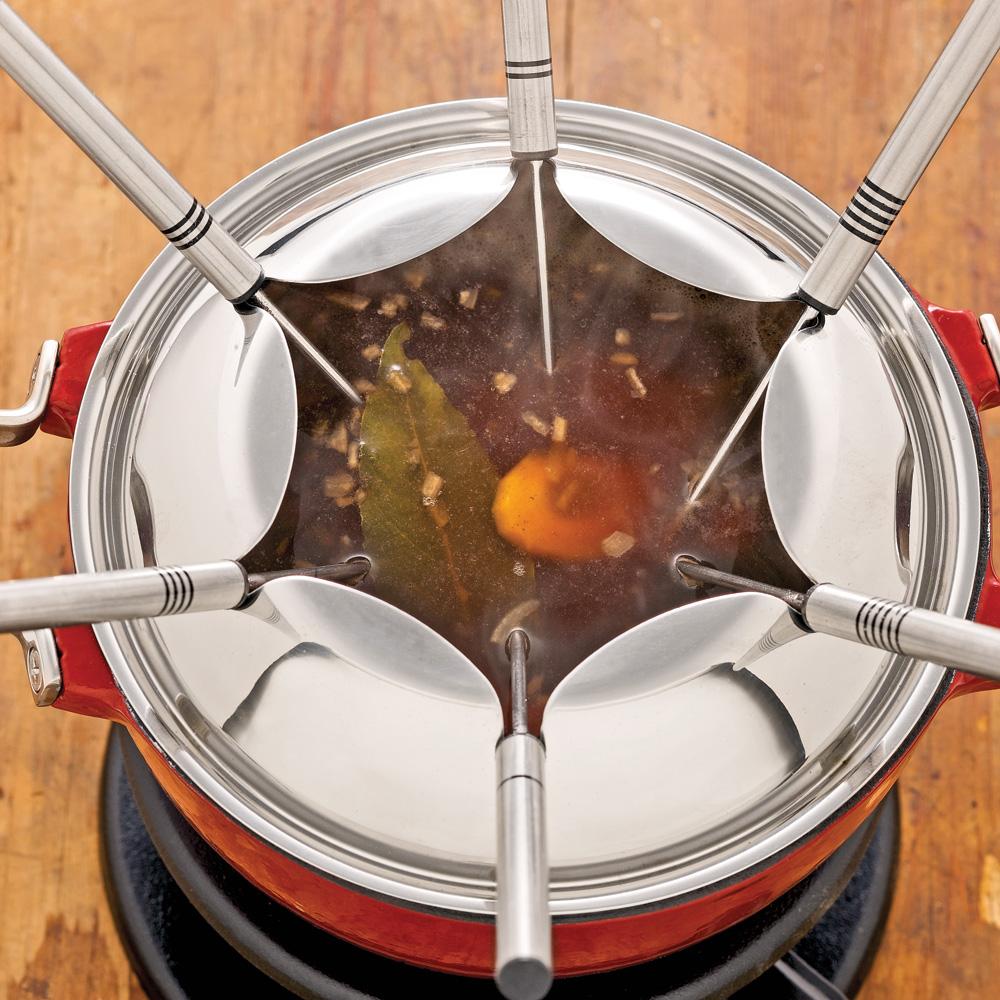 fondue chinoise