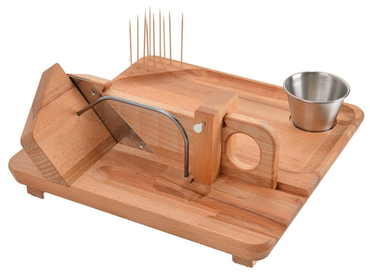 guillotine a saucisson