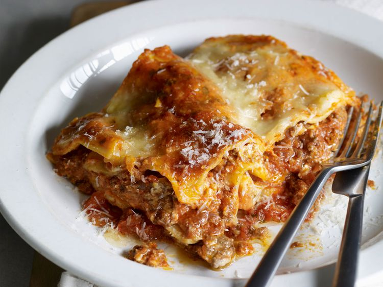 lasagne maison