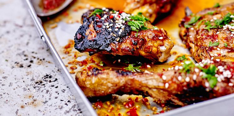 marinade poulet