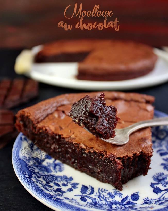 moelleux chocolat
