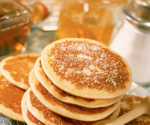 pancakes recette