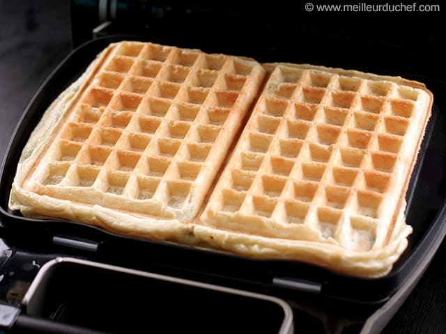 pate a gaufre