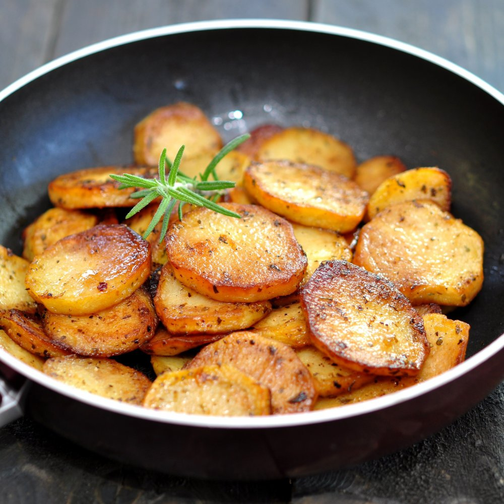 pommes de terre sautees