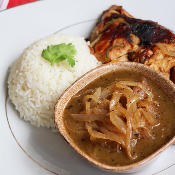 poulet yassa