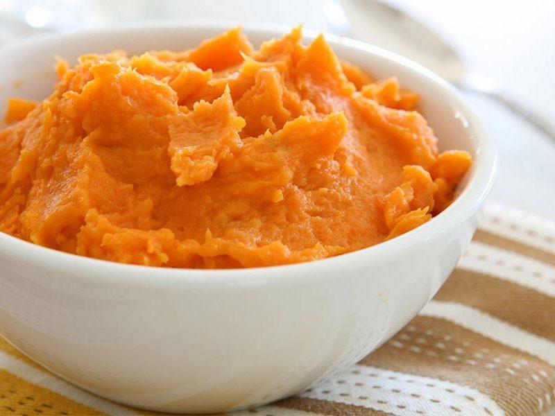 puree de carotte
