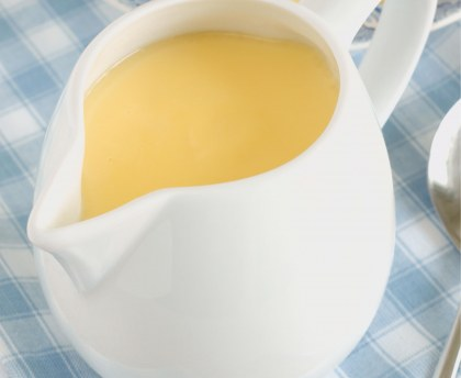 recette creme anglaise