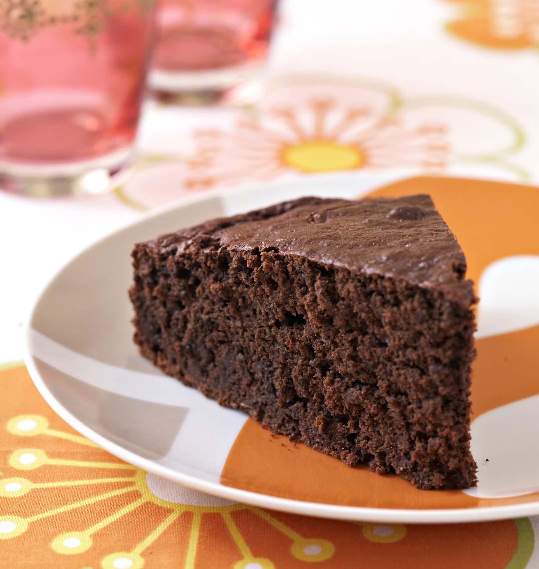 recette de gateau au chocolat