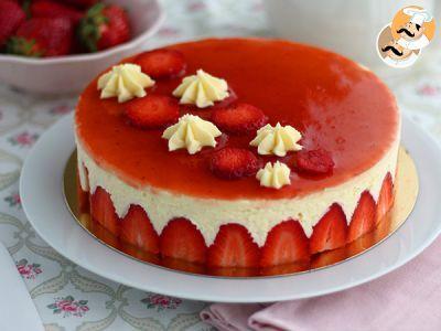 recette fraisier