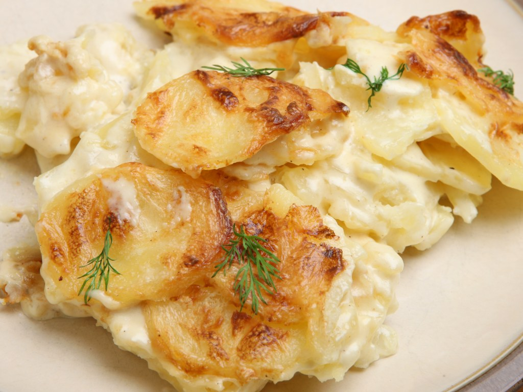 recette gratin dauphinois