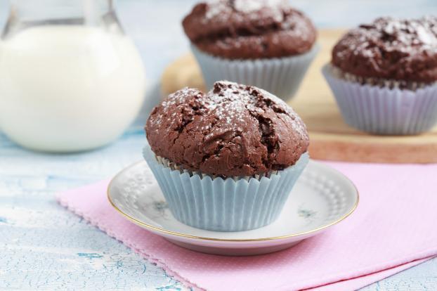 recette muffin chocolat