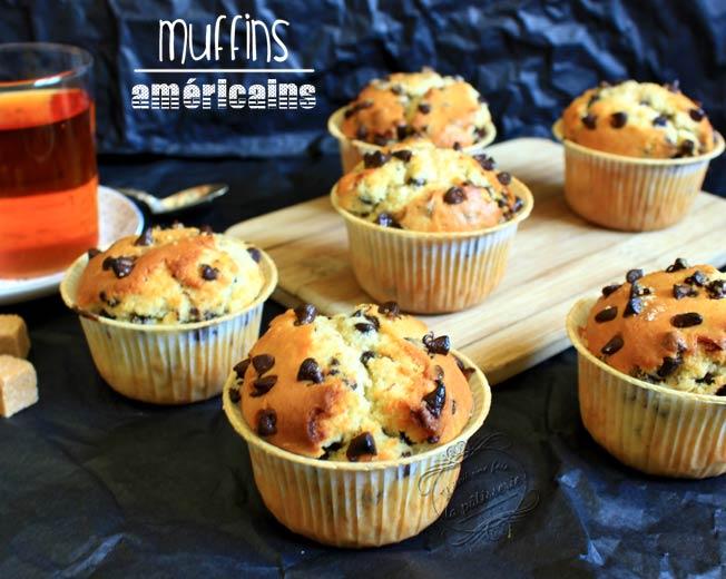 recette muffin
