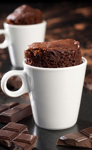 recette mug cake