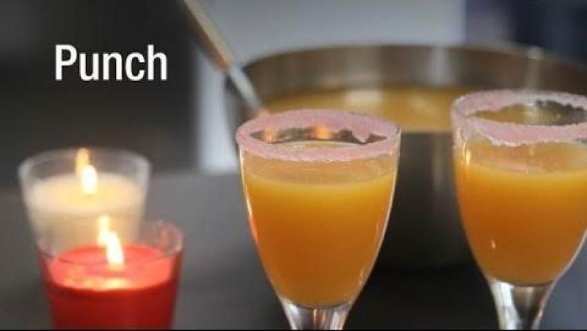 recette punch