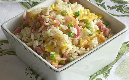 recette riz cantonais