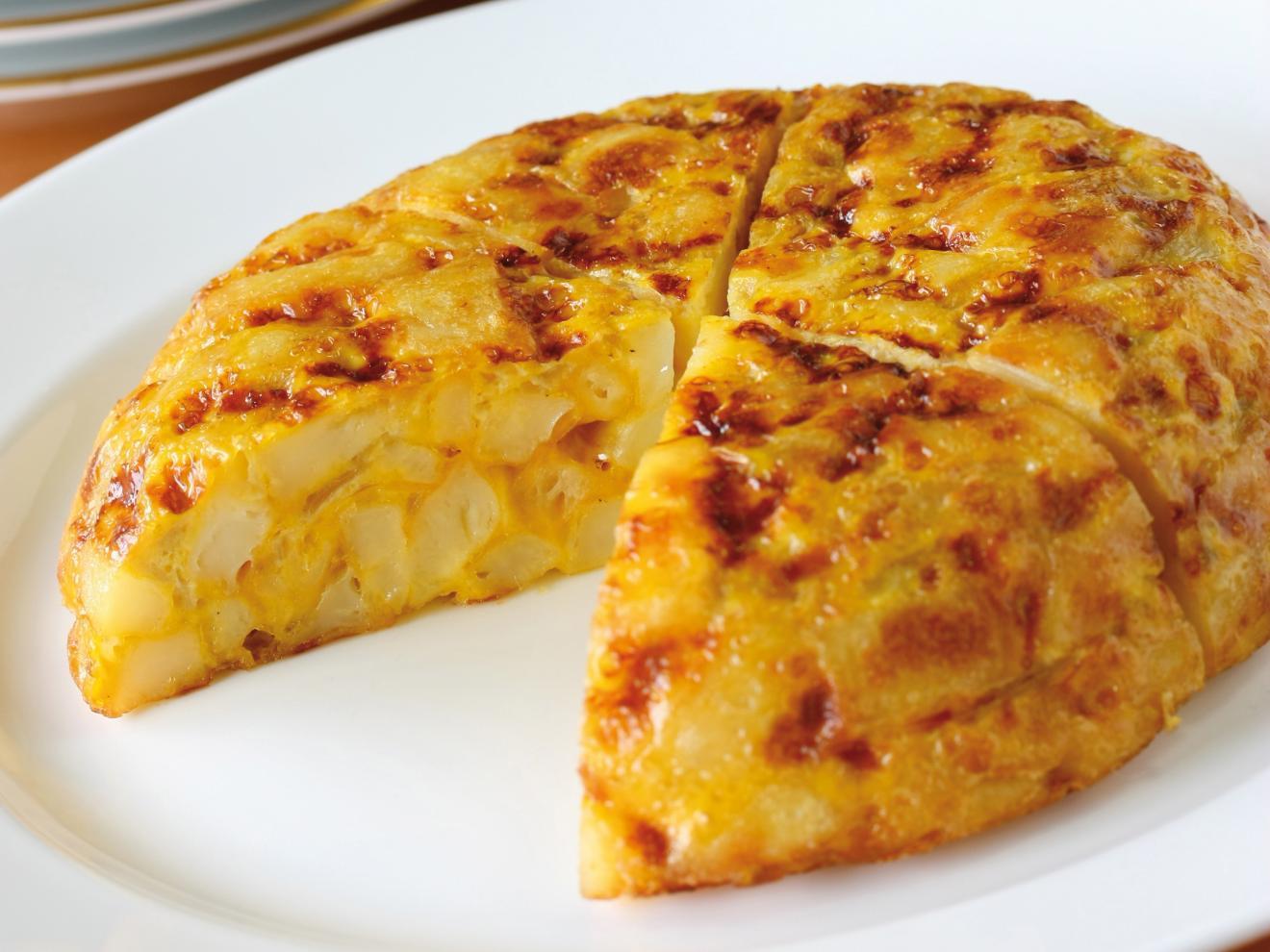 recette tortilla