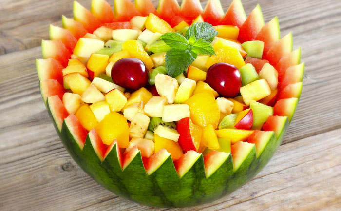 Salade de fruits - Salade de fruits maison ...