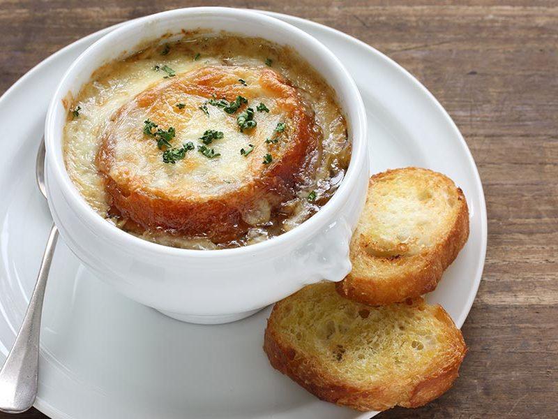 soupe a l oignon