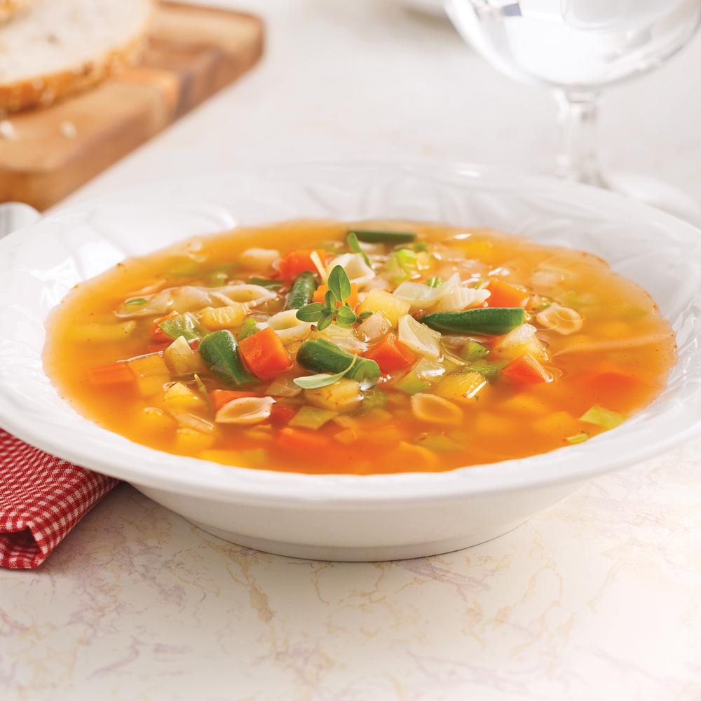 soupe de legumes