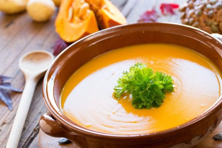 soupe de potiron