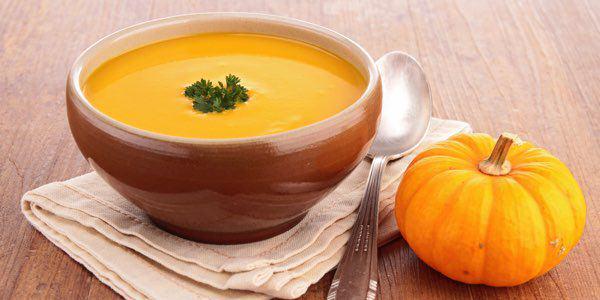 soupe potiron