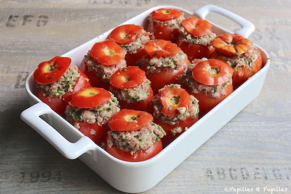 tomate farcie
