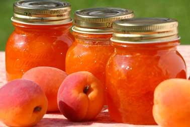 confiture abricot