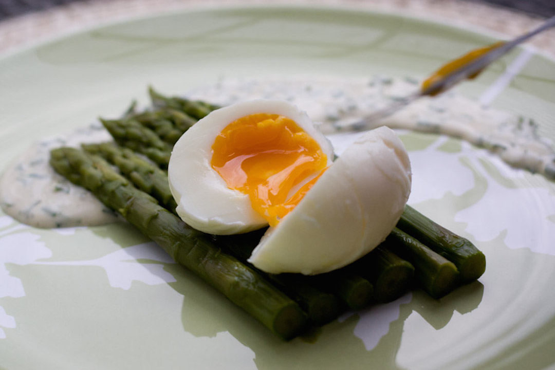 cuisson oeuf mollet