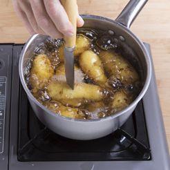 cuisson pomme de terre