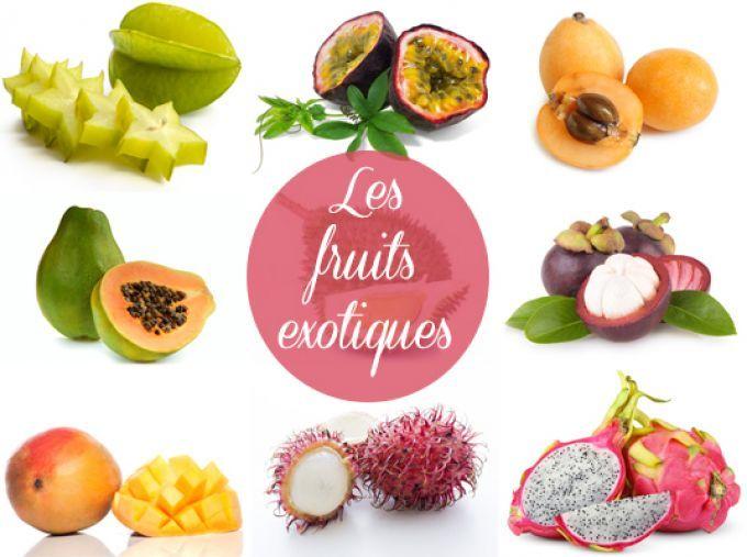 fruit exotique