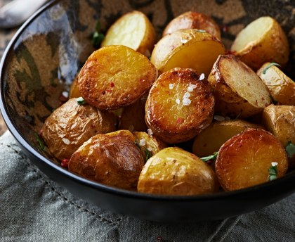 pomme de terre au four