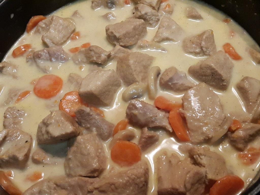 recette blanquette de veau