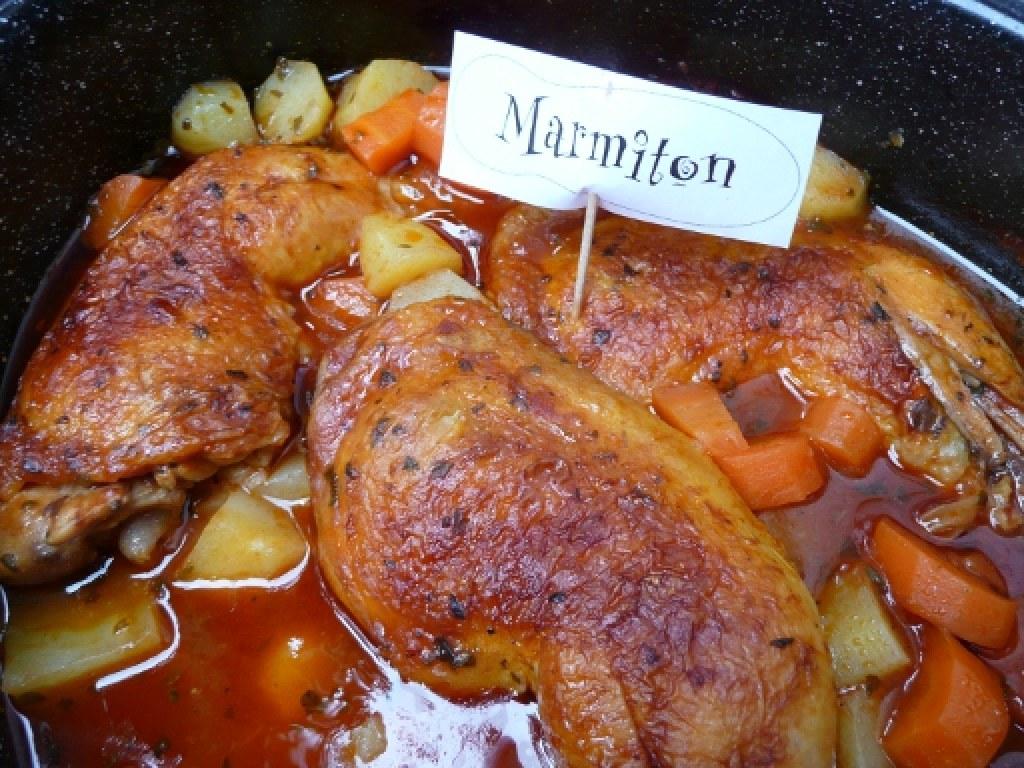 recette cuisse de poulet