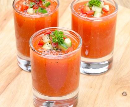 recette gaspacho