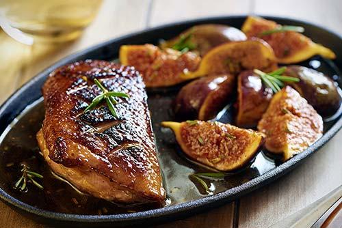 recette magret de canard