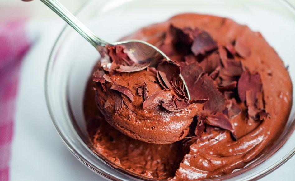 recette mousse au chocolat