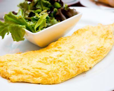 recette omelette