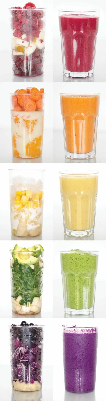recette smoothie