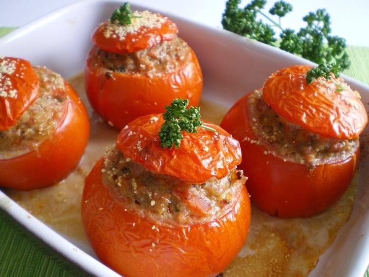 recette tomates farcies