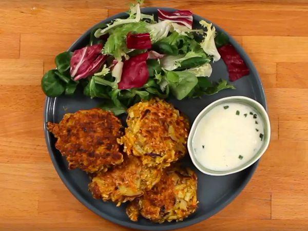 recette vegetarienne