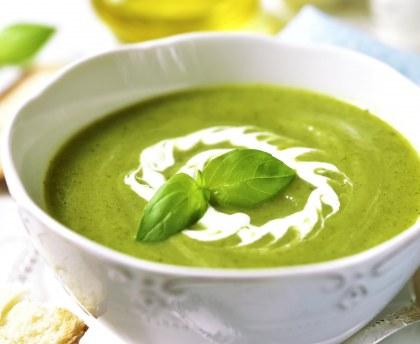 soupe de courgette