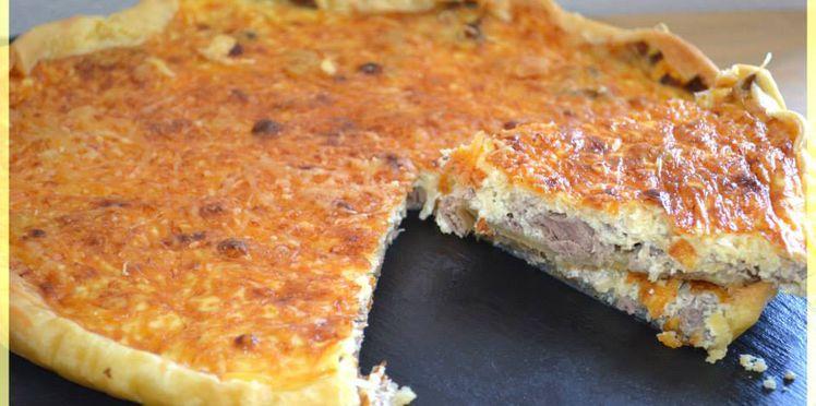 tarte au thon